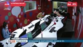 RTL INFO sur Bel RTL : RTL info 8h du 20/11