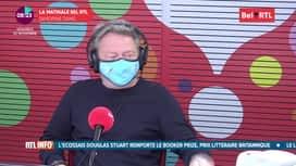 La matinale Bel RTL : Votez pour moi du 20/11