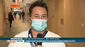 RTL INFO 13H : Coronavirus: pourra-t-on se voir à Noël? l'avis du docteur...