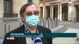 RTL INFO 13H : Coronavirus en Belgique: tous les indicateurs de l'épidémie sont en...
