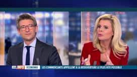 RTL INFO 19H : Coronavirus: le ministre de l'Economie est l'invité du RTLInfo 19 h...