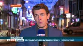 RTL INFO 19H : Coronavirus: prévu le 27/11, le Black Friday est reporté au 4/12 en...