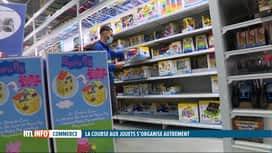 RTL INFO 19H : Coronavirus: les magasins de jouets demandent leur réouverture rapide