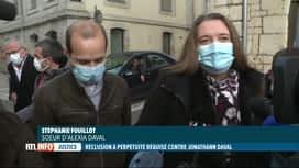 RTL INFO 13H : Affaire Alexia Daval: Jonathann Daval sera fixé sur son sort aujour...