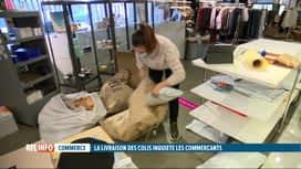 RTL INFO 19H : Coronavirus: les commerces se préparent au Black Friday