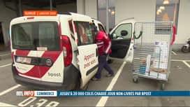 RTL INFO 19H : Coronavirus en Belgique: bpost ne parvient pas à livrer tous les colis