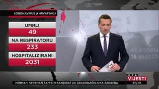 RTL Vijesti : RTL Vijesti : 22.11.2020.