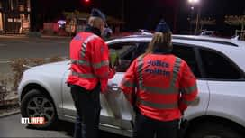 "RTL INFO 19H : Grande opération policière ""coronavirus"" en province de Luxembourg"