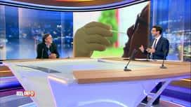 RTL INFO 19H : Coronavirus: Yves Van Laethem revient sur les tests de dépistage