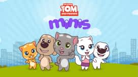 Talking Tom Minis en replay