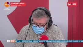 La matinale Bel RTL : Votez pour moi du 23/11