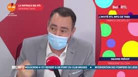 La matinale Bel RTL : Maxime Prévot (23/11)