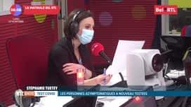 RTL INFO sur Bel RTL : RTL info 8h00 du 23/11