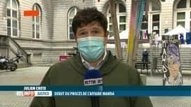 RTL INFO 13H : Affaire Mawda: faux départ à l'ouverture du procès ce lundi
