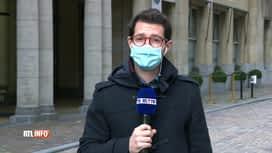 RTL INFO 13H : Coronavirus: voici pourquoi le nombre de contaminations devrait rep...