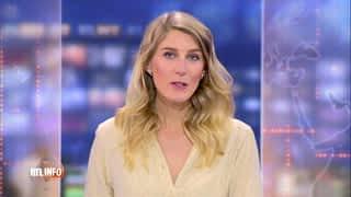 RTL INFO 13H : RTL INFO 13 heures (23/11/20)