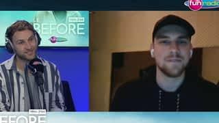"""VIDÉO - """"Le Before"""" : revivez l'interview et le mix de Lucky Luke"""
