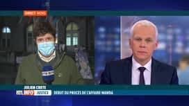 RTL INFO 19H : Procès Mawda: faux départ à l'ouverture du procès ce lundi