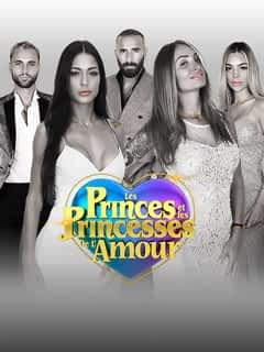 Les princes et les princesses de l'amour