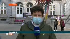 RTL INFO 13H : Procès de l'affaire Mawda: Julien Crète est en direct de Mons