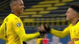 Champions League : 24/11 : Dortmund - FC Bruges : 1ère mi-temps