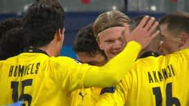 Champions League : 24/11 : Dortmund - FC Bruges : 2ème mi-temps