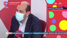 La matinale Bel RTL : Mathieu Michel (25/11)