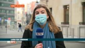 RTL INFO 13H : Coronavirus: les tests antigéniques vont être utilisé à grande échelle