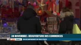 RTL INFO 19H : Covid-19: détails du déconfinement en 3 étapes annoncé en France