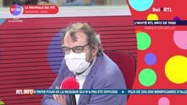 La matinale Bel RTL : Marie-Hélène Ska (26/11)