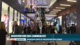 RTL INFO 13H : Coronavirus: quels sont les enjeux du comité de concertation de dem...