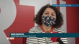 RTL INFO 13H : Coronavirus: la CSC favorable à la réouverture des commerces, sous ...