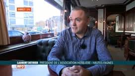 RTL INFO 13H : Coronavirus: des patrons de restaurants de Spa se mobilisent