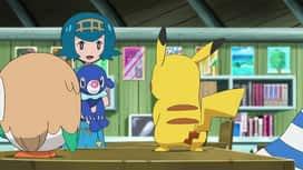 Pokemon : S20E05 Otaquin, le plus malin des marins !