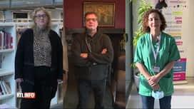 RTL INFO 19H : Coronavirus: l'avis de trois experts sur les fêtes de fin d'année