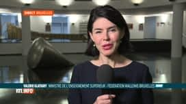 RTL INFO 19H : Coronavirus: certains examens dans le supérieur seront en présentiel