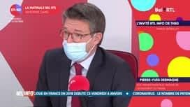 La matinale Bel RTL : Pierre-Yves Dermagne (27/11)