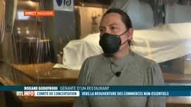 RTL INFO 13H : Coronavirus: les cafés et les restaurants devraient rester fermés
