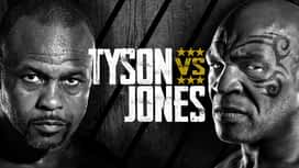 Boks: Mike Tyson vs Roy Jones Jr. en replay
