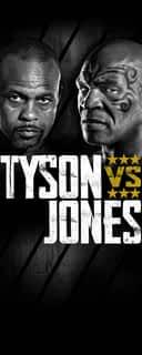 Boks: Mike Tyson vs Roy Jones Jr.