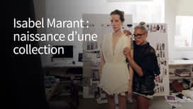 Isabel Marant, naissance d'une collection en replay