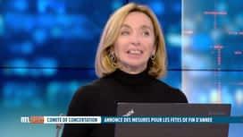 RTL INFO 19H : Coronavirus: Dominique Demoulin annonce les mesures déjà connues