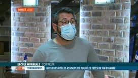 RTL INFO 19H : Coronavirus: les métiers de contact ne pourront pas rouvrir avant 2021