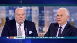 RTL INFO 19H : Coronavirus: réaction de Pierre-Frédéric Nyst, président de l'UCM