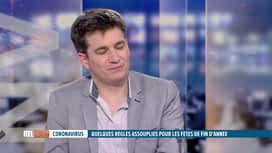 RTL INFO 19H : Coronavirus: Simon Dellicour, épidémiologiste, analyse les mesures ...