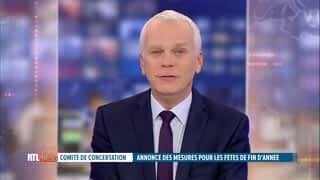 RTL INFO 19H : RTL INFO 19 heures (27/11/20)