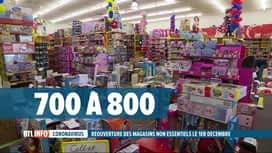RTL INFO 13H : Coronavirus: les magasins de jouets sont soulagés de rouvrir le 1/12