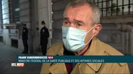 RTL INFO 13H : Coronavirus: les réveillons se feront finalement en petit comité