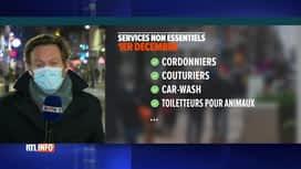 RTL INFO 19H : Coronavirus: le point sur les activités qui reprennent et les voyages