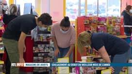 RTL INFO 19H : Coronavirus: les magasins de jouets sont soulagés de rouvrir mardi